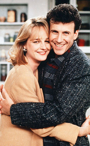 Paul Reiser, Helen Hunt, Mad About You