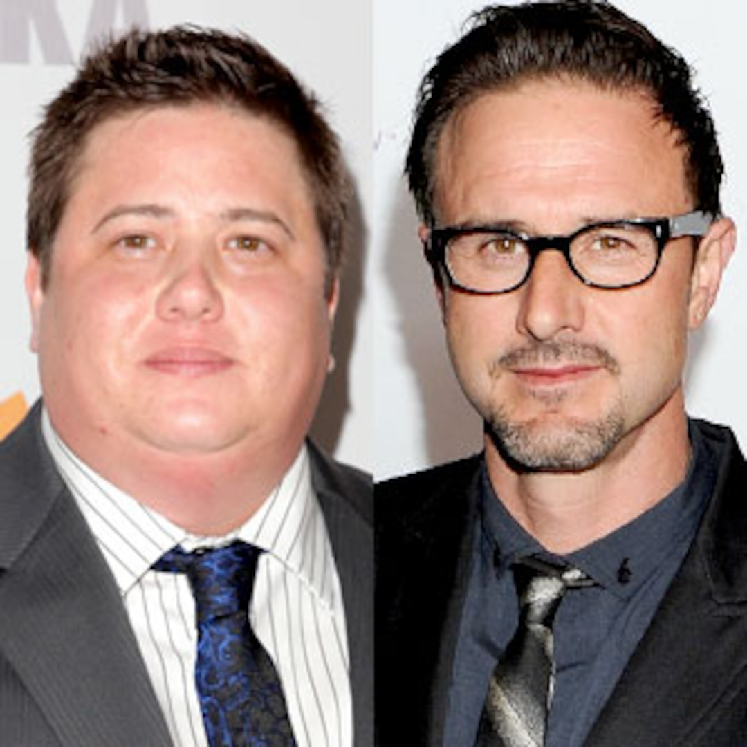 Dancing With The Stars 2011: David Arquette and Chaz Bono