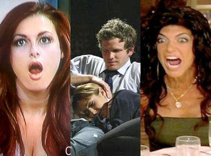 Big Brother 13, Rachel, Bachelorette, Bentley, Vienna, Teresa Giudice, RHONJ