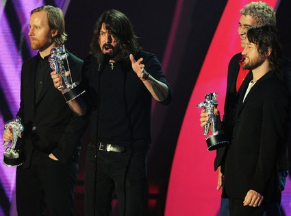 The Foo Fighters, Dave Grohl