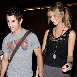 Nick Jonas, Delta Goodrem