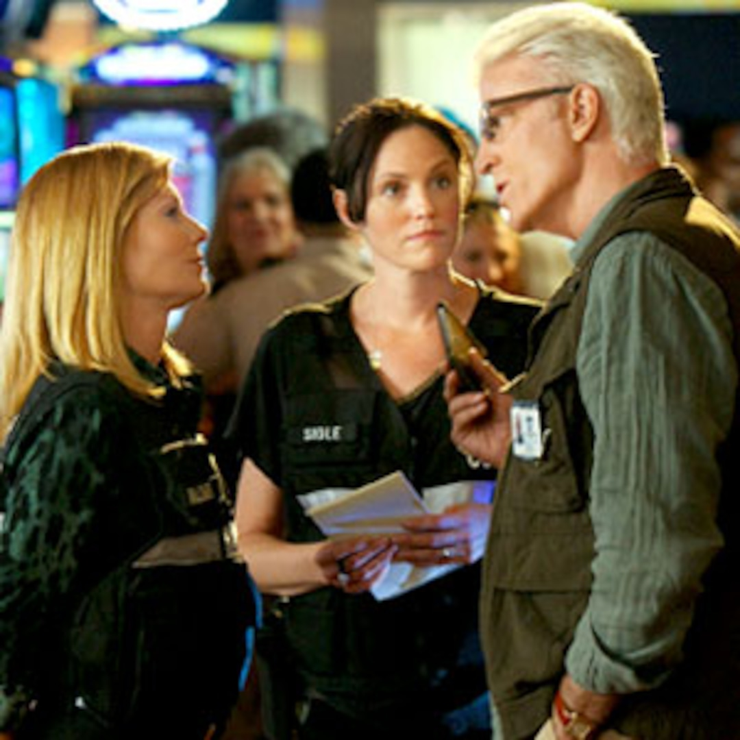 Marg Helgenberger says farewell to CSI   The Star