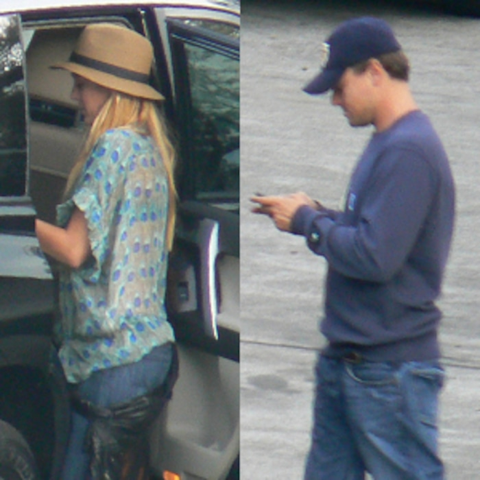 Blake Lively And Leo Dicaprio Anatomy Of A Split E News