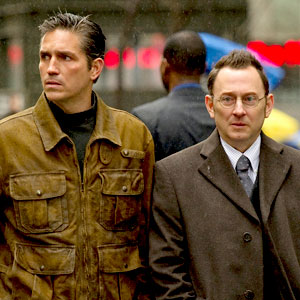 Person of Interest, James Caviezel, Michael Emerson