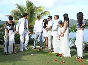 Kris Humphries, Kim Kardashian, Kourtney Kardashian, Mason Disick, Kylie Jenner, Kendall Jenner, Bruce Jenner, Kris Jenner