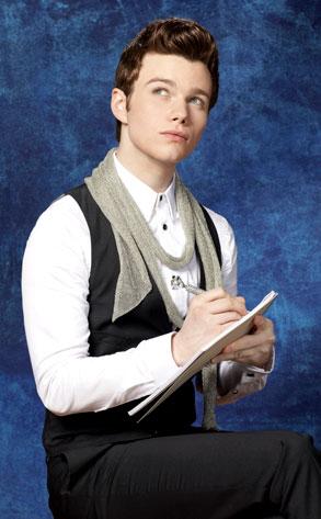 Chris Colfer, Glee, Season 3