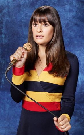 Lea Michele, Glee, Season 3