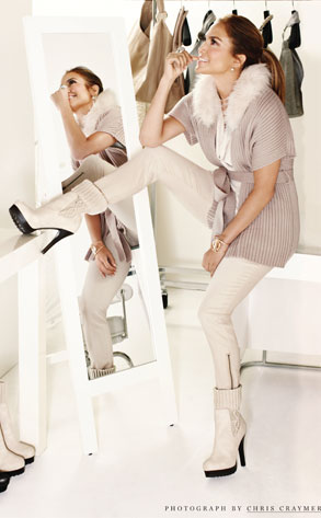 First Look Jennifer Lopez S Kohl S Collaboration E Online