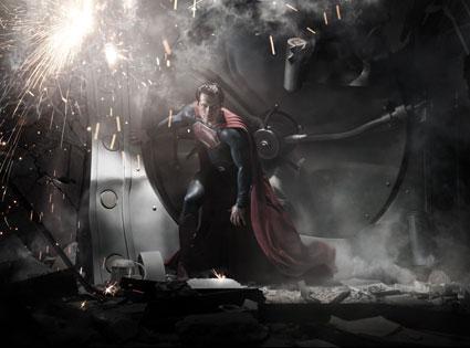 HENRY CAVILL, Superman, MAN OF STEEL