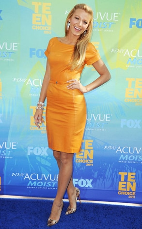 Teen Choice Awards, Blake Lively