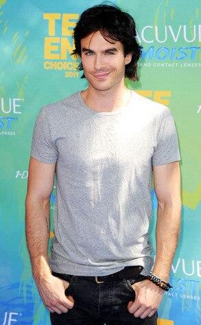 Teen Choice Awards, Ian Somerhalder