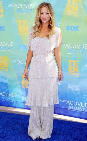 Teen Choice Awards, Kaley Cuoco