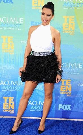 Teen Choice Awards, Kim Kardashian