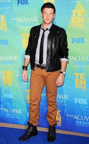 Teen Choice Awards, Cory Monteith