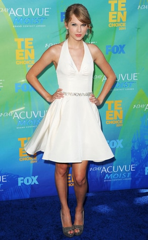 Teen Choice Awards, Taylor Swift