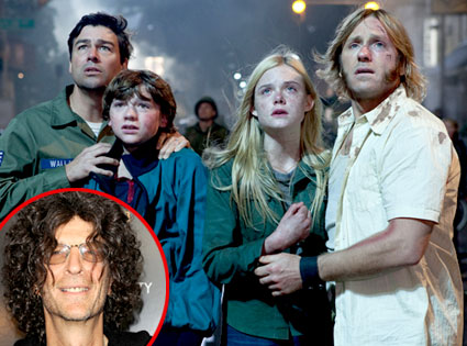 Super 8, Howard Stern