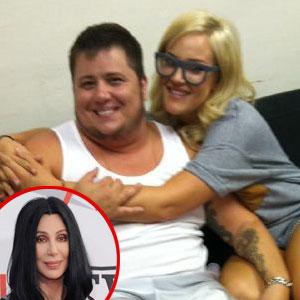 Chaz Bono, Lacey Schwimmer, Twitter, Cher