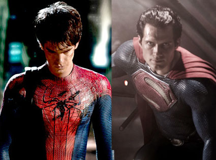 Andrew Garfield, HENRY CAVILL, Spiderman