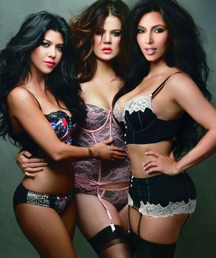 Sexy pictures of the kardashians