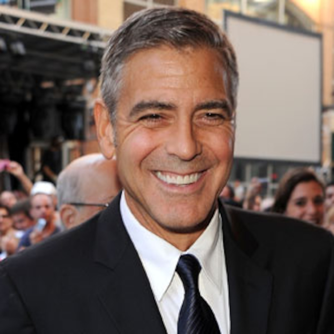George Clooney Is Single: I'm Not Dating Katie Holmes