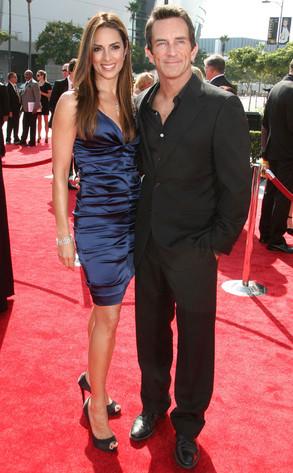 Jeff Probst, Lisa Ann Russell