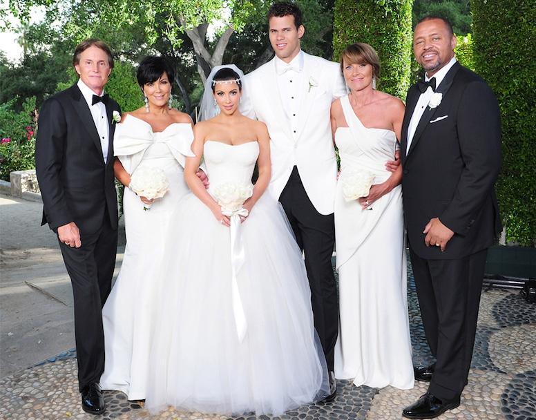 Photos from Kim Kardashian's Wedding Album - E! Online