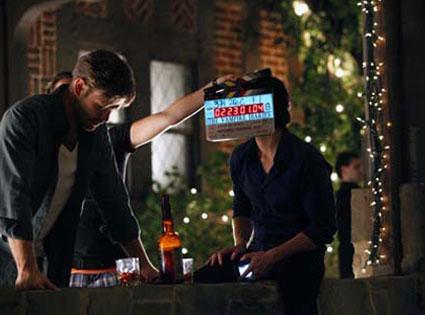 The Vampire Diaries, Behind the Scenes