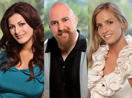 Big Brother, Adam Poch, Rachel Reilly, Porsche Briggs