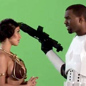 Kanye West, Kim Kardashian, Show