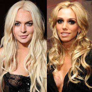 Lindsay Lohan, Petra Ecclestone