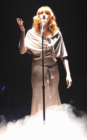 Florence and the Machine, Dancing with the Stars Performances, DWTS