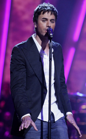 Enrique Iglesias, Dancing with the Stars Performances, DWTS
