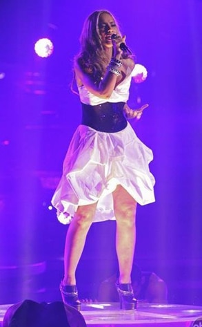 Leona Lewis, Dancing with the Stars Performances, DWTS