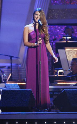 Joss Stone, Dancing with the Stars Performances, DWTS