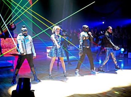 Black Eyed Peas, Dancing with the Stars Performances, DWTS