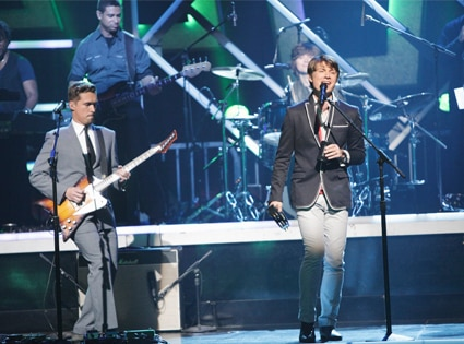 Hanson, Dancing with the Stars Performances, DWTS
