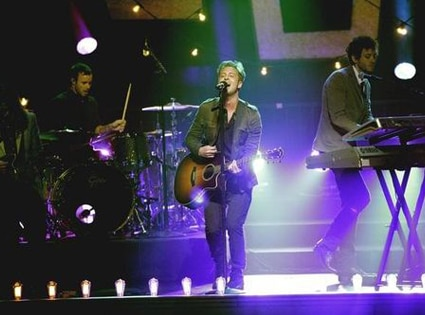 One Republic, Dancing with the Stars Performances, DWTS