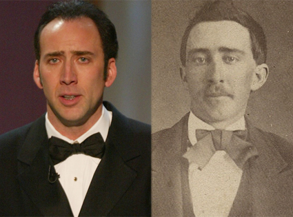 Nicolas Cage, Old Photo