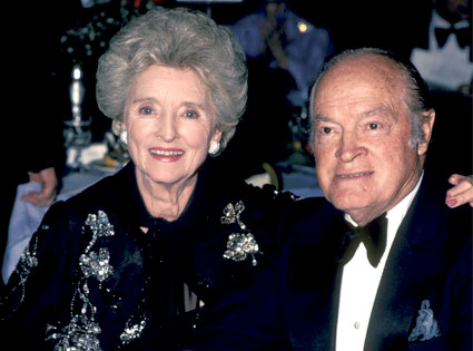 Delores Hope, Bob Hope