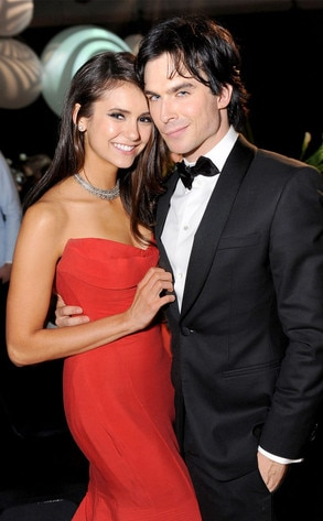 Is nina dobrev hookup ian somerhalder in real life