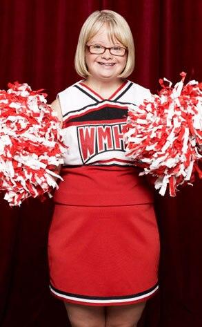 Lauren Potter, Glee, Season 3