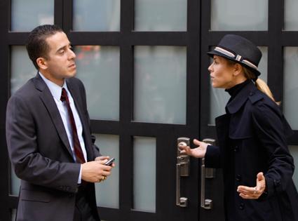 Kirk Acevedo, Maria Bello, Prime Suspect