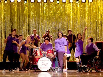 Glee, Amber Riley, Cast