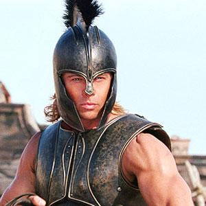 Brad Pitt, Troy