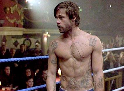 Snatch, Brad Pitt