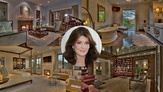 Lisa Vanderpump, House