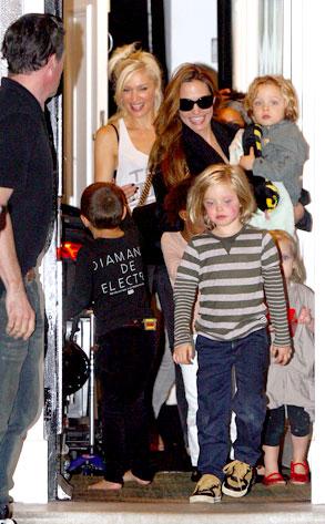 Angelina Jolie, Gwen Stefani