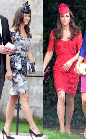 Pippa Middleton, Duchess Catherine, Kate Middleton