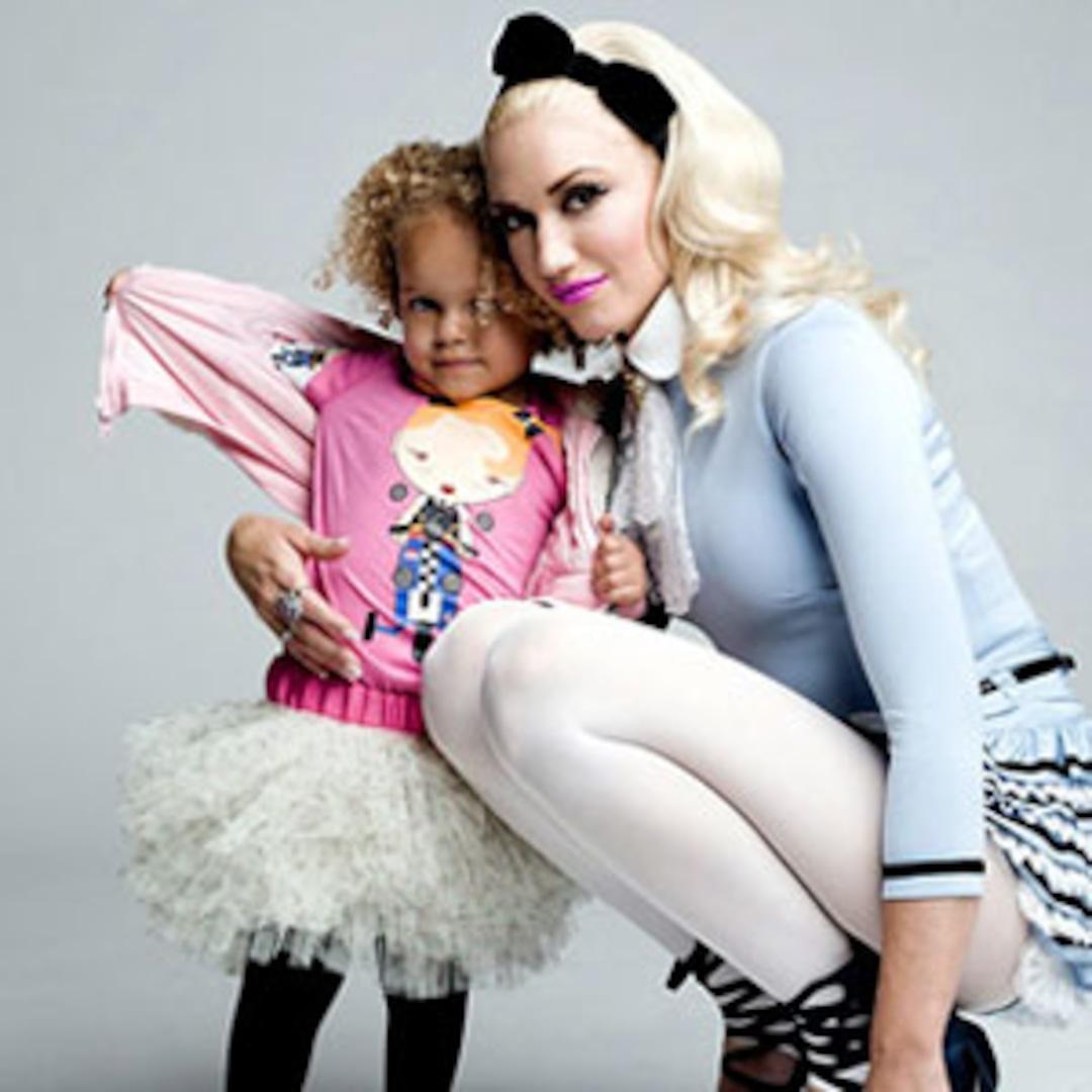 Sneak A Peek At Gwen Stefani S Harajuku Mini Kids Fashion Line E Online Au