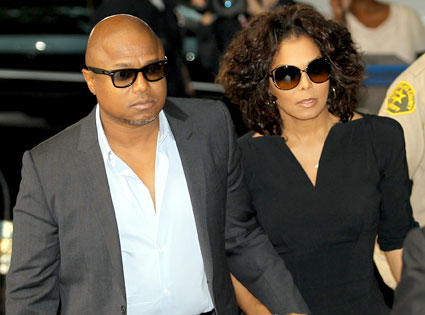 Randy Jackson, Janet Jackson